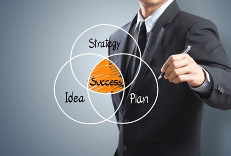 Business Strategy Success Ideas Plan
